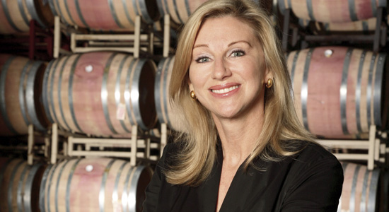 Debra Meiburg - Master of Wine